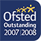 Ofstead Outstanding 2007 - 2008