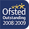 Ofstead Outstanding 2008 - 2009