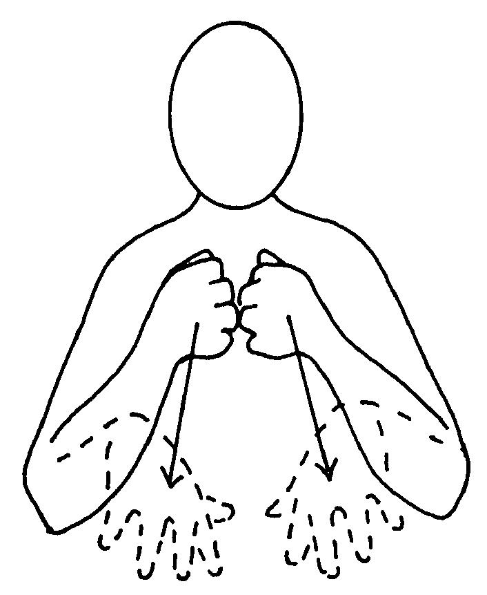 Little Pips Makaton Sign Of The Week Polkadot