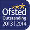 Ofstead Outstanding 2013 - 2014